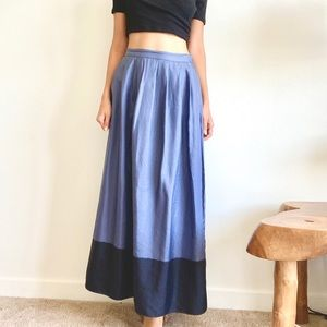 Banana Republic Heritage Collection Silk Skirt 2